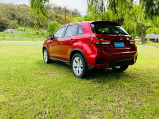 2020 Mitsubishi ASX XD MY20 ES 2WD Red Diamond 1 Speed Constant Variable Wagon