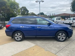 2017 Nissan Pathfinder R52 Series II MY17 ST-L X-tronic 2WD Blue 1 Speed Constant Variable Wagon