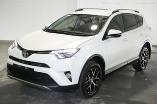 2017 Toyota RAV4 ZSA42R GXL 2WD Crystal Pearl 7 Speed Constant Variable Wagon