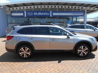 2020 Subaru Outback B6A MY20 2.5i CVT AWD Premium Tungsten Metal 7 Speed Constant Variable Wagon