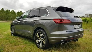 2019 Volkswagen Touareg CR MY20 190TDI Tiptronic 4MOTION Premium Grey 8 Speed Sports Automatic Wagon