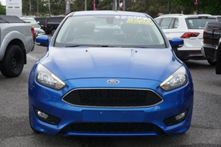 2018 Ford Focus LZ Sport Blue 6 Speed Automatic Hatchback.
