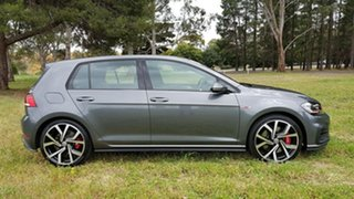 2019 Volkswagen Golf 7.5 MY19.5 GTI DSG Grey Metallic 7 Speed Sports Automatic Dual Clutch Hatchback