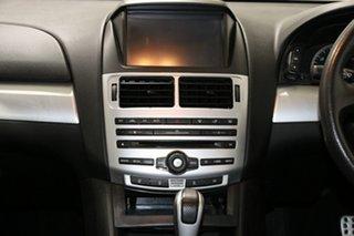 2012 Ford Falcon FG MK2 XR6 Blue 6 Speed Auto Seq Sportshift Sedan