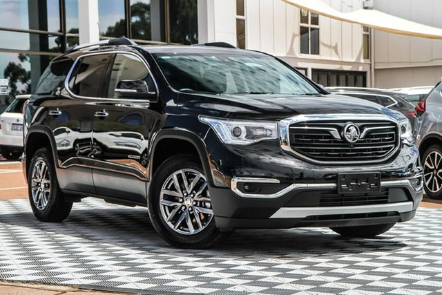 Used Holden Acadia AC MY19 LTZ AWD Attadale, 2019 Holden Acadia AC MY19 LTZ AWD Black 9 Speed Sports Automatic Wagon
