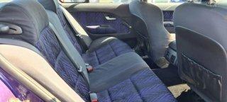 2004 Ford Falcon BA XR6 Purple 4 Speed Sports Automatic Sedan