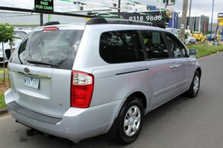 2009 Kia Grand Carnival VQ EXE Silver 5 Speed Sports Automatic Wagon