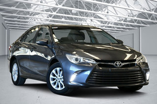 2015 Toyota Camry ASV50R MY15 Altise Graphite 6 Speed Automatic Sedan.