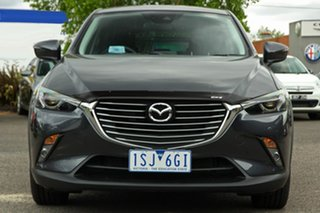 2018 Mazda CX-3 DK2W76 Akari SKYACTIV-MT Grey 6 Speed Manual Wagon.