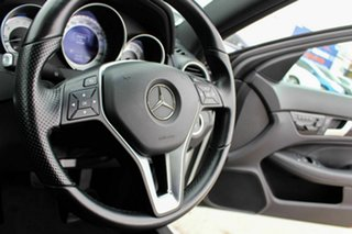 2014 Mercedes-Benz C-Class C204 C180 7G-Tronic + Avantgarde White 7 Speed Sports Automatic Coupe