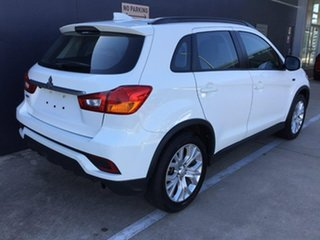 2019 Mitsubishi ASX XC MY19 ES 2WD ADAS White 1 Speed Constant Variable Wagon