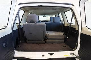 2015 Nissan Patrol Y61 GU 9 ST White 5 Speed Manual Wagon