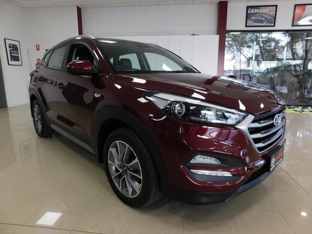 Used Hyundai Tucson TL MY17 Active X 2WD Wonthaggi, 2017 Hyundai Tucson TL MY17 Active X 2WD Red 6 Speed Sports Automatic Wagon