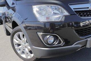 2013 Holden Captiva CG MY14 5 LTZ Carbon Flash/leathwr 6 Speed Sports Automatic Wagon.