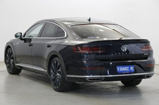 2019 Volkswagen Arteon 3H MY19 206TSI Sedan DSG 4MOTION R-Line Deep Black Pearl 7 Speed
