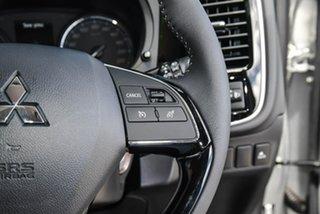 2020 Mitsubishi Outlander ZL MY20 ES AWD Silver 6 Speed Constant Variable Wagon