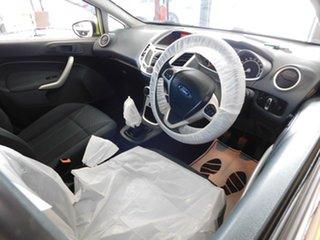 2009 Ford Fiesta WS Zetec Green 5 Speed Manual Hatchback.