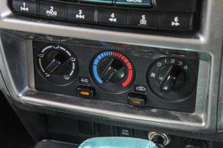 2005 Nissan Patrol GU IV MY05 ST Silver 4 Speed Automatic Wagon