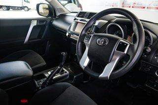 2017 Toyota Landcruiser Prado GDJ150R MY16 GXL (4x4) Graphite 6 Speed Automatic Wagon