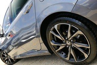 2019 Honda Civic 10th Gen MY19 RS Modern Steel 1 Speed Constant Variable Sedan