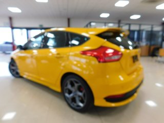 2016 Ford Focus LZ ST Orange 6 Speed Manual Hatchback