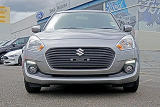 2020 Suzuki Swift AZ Series II GL Navigator Silver 1 Speed Constant Variable Hatchback.