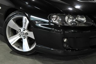 2005 Holden Monaro VZ CV8 Z Black 6 Speed Manual Coupe.