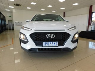 2019 Hyundai Kona OS.2 Go White Sports Automatic