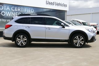 2017 Subaru Outback MY18 2.5I Premium AWD Ice Silver Continuous Variable Wagon