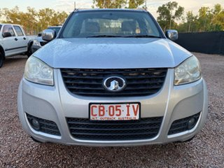 2013 Great Wall V240 K2 MY13 4x2 5 Speed Manual Cab Chassis