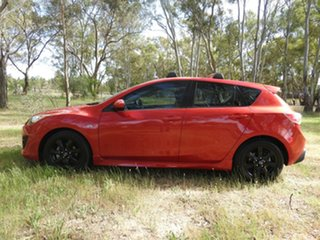 Mazda 3 MAXX SPORT Red Automatic Hatchback.