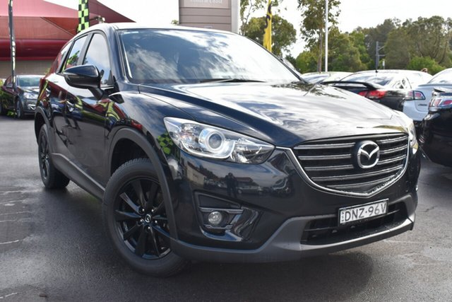 Used Mazda CX-5 KE1032 Maxx SKYACTIV-Drive AWD Sport Tuggerah, 2016 Mazda CX-5 KE1032 Maxx SKYACTIV-Drive AWD Sport Black 6 Speed Sports Automatic Wagon