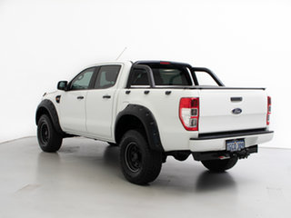 2016 Ford Ranger PX MkII MY17 XLS 3.2 (4x4) White 6 Speed Automatic Double Cab Pick Up