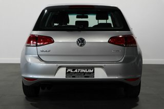 2016 Volkswagen Golf VII MY16 92TSI DSG Silver 7 Speed Sports Automatic Dual Clutch Hatchback