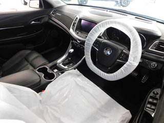 2015 Holden Commodore VF MY15 SS V Sportwagon Redline Silver 6 Speed Sports Automatic Wagon.