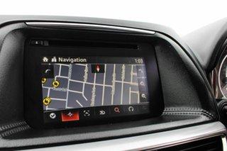 2016 Mazda CX-5 KE1072 Maxx SKYACTIV-Drive FWD Sport Black 6 Speed Sports Automatic Wagon.