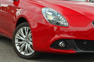 2018 Alfa Romeo Giulietta Series 2 Super TCT Red 6 Speed Sports Automatic Dual Clutch Hatchback