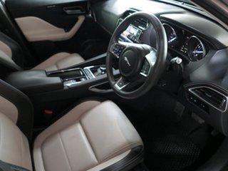 2016 Jaguar F-PACE X761 MY17 R-Sport Silver 8 Speed Sports Automatic Wagon