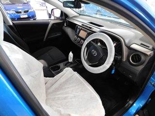 2017 Toyota RAV4 ALA49R GX AWD Blue 6 Speed Sports Automatic Wagon.