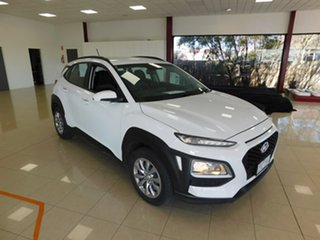 2019 Hyundai Kona OS.2 Go White Sports Automatic.