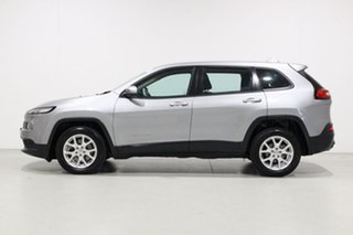 2017 Jeep Cherokee KL MY17 Sport (4x2) Grey 9 Speed Automatic Wagon