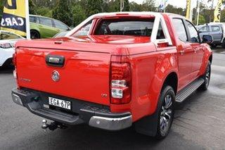 2016 Holden Colorado RG MY16 LTZ Crew Cab 4x2 Red 6 Speed Sports Automatic Utility.