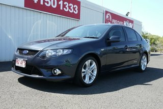 2010 Ford Falcon FG XR6 6 Speed Sports Automatic Sedan