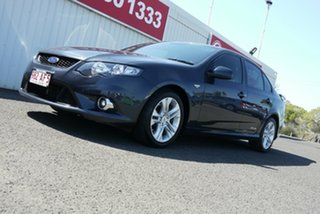2010 Ford Falcon FG XR6 6 Speed Sports Automatic Sedan.
