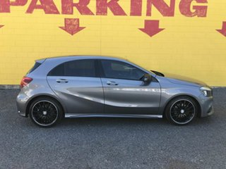 2017 Mercedes-Benz A200 Grey 6 Speed Sports Automatic Hatchback