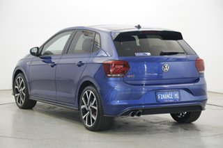 2019 Volkswagen Polo AW MY20 GTI DSG Reef Blue Metallic 6 Speed Sports Automatic Dual Clutch