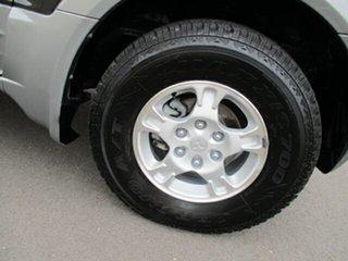 2001 Mitsubishi Pajero NM Exceed Black 5 Speed Sports Automatic Wagon