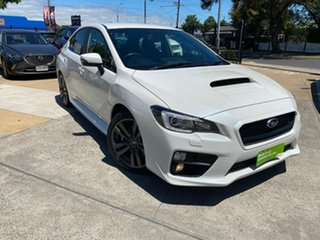 2016 Subaru WRX V1 MY17 AWD White 6 Speed Manual Sedan