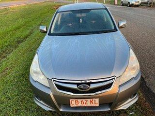2010 Subaru Liberty B5 MY11 2.5i AWD 6 Speed Manual Sedan.