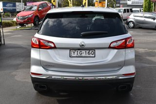 2018 Holden Equinox EQ MY18 LT FWD Silver 9 Speed Sports Automatic Wagon